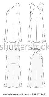 maxi dress stock vector 486297880 shutterstock