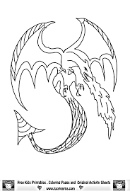 coloring pages dragons kids coloring