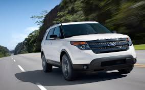 Ford Explorer Parts - 2013 ford explorer sport photo gallery motor trend