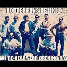 La Dodgers Memes - dodgers opening day meme gangsters la dodgers pinterest
