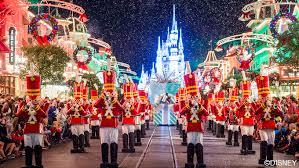 mickey s merry celebration at magic kingdom disney