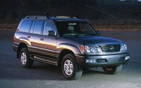 lexus lx 470 suv price in india 2001 lexus lx 470 information and photos zombiedrive