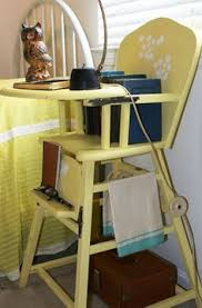 High Chair Desk Antique Baby High Chair Vintage Baby High Chair Converts To Low