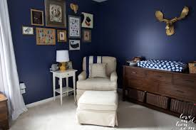 home interior colors for 2014 max u0027s navy and gold nursery project nursery