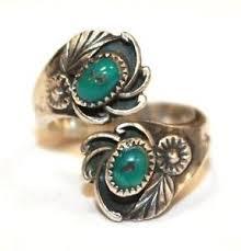 ebay rings vintage images Vintage turquoise ring ebay JPG