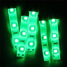 Motorcycle Led Strip Lights by Ninth City 5pcs Ip65 Waterproof 3528 Smd Car Motorcycle 3 Led