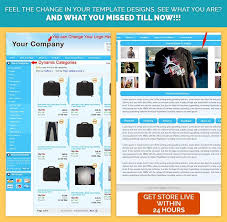 ebay listing page design u0026 html ebay template in blue theme