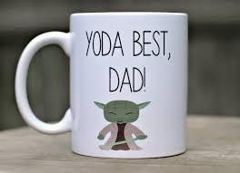 best mugs for coffee yoda mug fathers day gift mug for dad yoda best dad mug