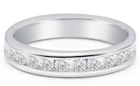 men diamond wedding bands men s 3 4 carat diamond wedding band