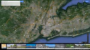 Southampton New York Map by New York City New York Map