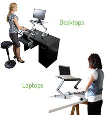 Ergonomic Laptop Desk Portable Workstation Cheap Ergonomic Laptop Standing Desk Kit Compact And Adjustable