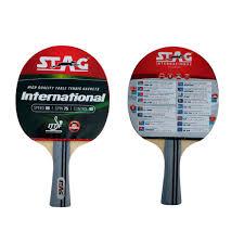 quality table tennis bats stag international table tennis racquet buy stag international