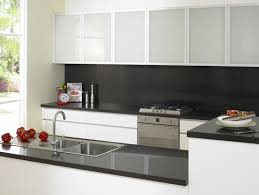 Kitchen Tile Ideas Photos Best 25 Black Splashback Ideas On Pinterest Modern Kitchen