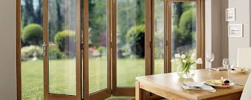 folding door glass folding doors by sunboss room additions and sunrooms