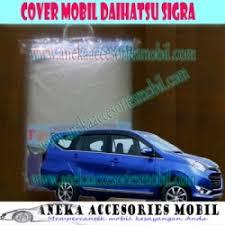 Daihatsu Sigra Trunk Lid Cover Chrome cover daihatsu sigra car cover daihatsu sigra cover mobil