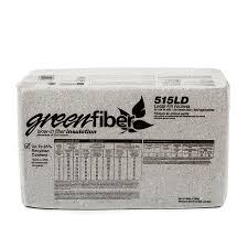 shop greenfiber r60 60 sq ft cellulose blown in insulation with