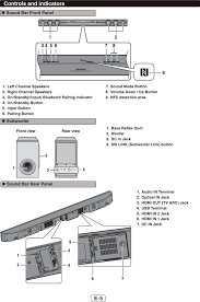 rca home theater system manual htsb38 sound bar home theater system user manual ht sb38 sec en