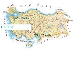 impero turco ottomano turchia nel periodo di massima espansione 1800 circa l