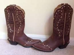 womens used cowboy boots size 9 womens ariat boots ebay