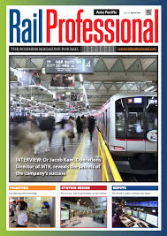 rail professional asia pacific issue 1 by rail professional