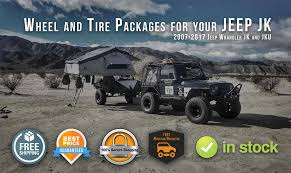 Off Road Wheel And Tire Packages Jeep Jk Wheel And Tire Packages