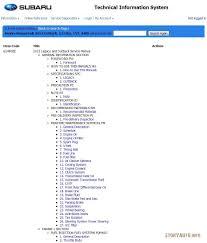документация subaru u2014 часть 1 u2014 drive2