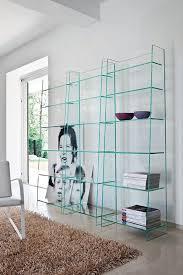 furniture home acrylic bookcase vertical 2 design modern 2017