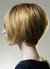 back views of short hairstyles short haircuts back view