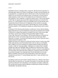 fahrenheit 451 study guide ray bradbury religion and belief