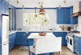 what color floor with blue cabinets 31 kitchen color ideas best kitchen paint color schemes