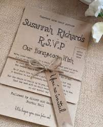 shabby chic wedding invitations 1 rustic vintage shabby chic kraft bundle wedding invitation