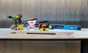 Floating Wall Desk How To Make A D I Y Timber Floating Wall Desk Bunnings Warehouse