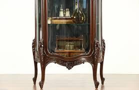 curio cabinet curio cabinets italian moderncountry cabinetscurio