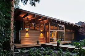 modern style home 7 home styles of the pacific northwest hammer hand