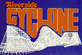 Johns Flags Riverside Cyclone At Six Flags New England Is Closing