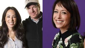 trading spaces host trading spaces star paige davis takes aim at fixer upper stars