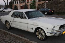 mustang vintage 1966 ford mustang 289 two door hardtop vintage car for