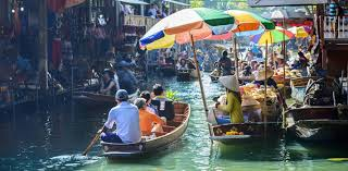 floating markets in bangkok the best locations