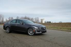 2014 cadillac cts vsport four seasons wrap up