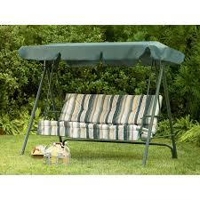 Swings For Patios With Canopy Kmart Replacement Swing Canopy Garden Winds