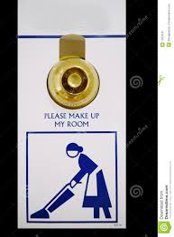 Make Room Please Make Up Room Royalty Free Stock Image Image 1523016