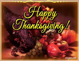 happy thanksgiving food background image