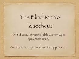 Sermons On Blind Bartimaeus Meateaters On Luke 19 Blind Bartimaeus And Zacchaeus U2014 Hampton