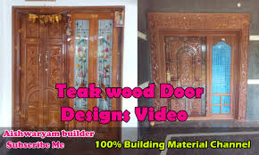 modern front double door designs for houses wooden front door