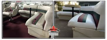 Boat Upholstery Repair Loonie Toons Pontoons And Powersports Pontoon Boat Modification