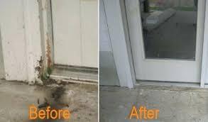 Exterior Door Repair Door Frame Repair Exterior Door Frame Repair Contemporary With