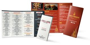 takeout menu templates musthavemenus