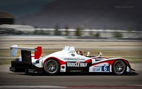 porsche racing wallpaper weekend wallpaper 6 muscle milk team cytosport porsche rs spyder