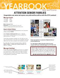 how to create a yearbook yearbook senior ad information adelanto high school