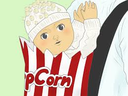 18 Popcorn Costume Images Popcorn Costume Popcorn Baby Costume Pictures Wikihow